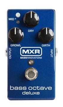 MXR M288 Bass Octave Delux