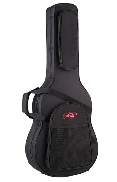 最大の割引 SKB SKB-SC18[Acoustic Dreadnought Guitar Soft Case][アコースティックギター用ケース]《スーパーSALE ポイント5倍》, 【後払い手数料無料】 c6896fc5
