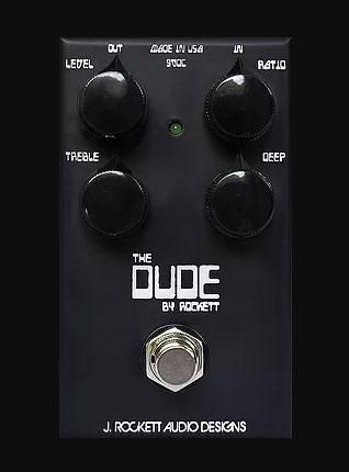J.Rockett Audio Designs JRAD / DUDE ODS