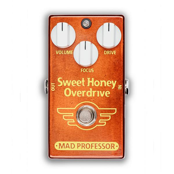 【即納可能】MAD PROFESSOR SWEET HONEY OVERDRIVE FAC