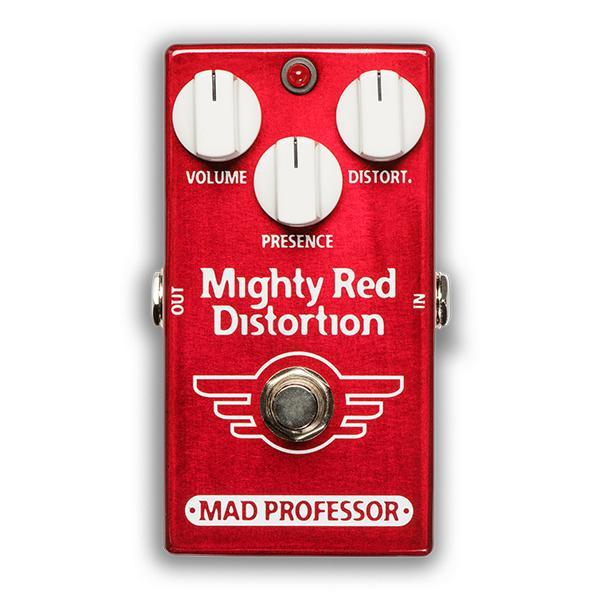 2019超人気 【お取り寄せ】MAD PROFESSOR PROFESSOR MIGHTY RED RED DISTORTION MIGHTY FAC, Chrome Sports:309e12a6 --- canoncity.azurewebsites.net
