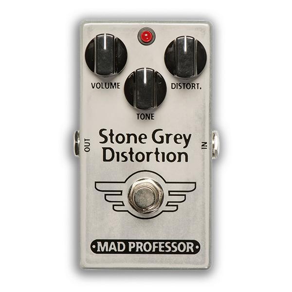 【お取り寄せ】MAD PROFESSOR STONE GREY DISTORTION FAC
