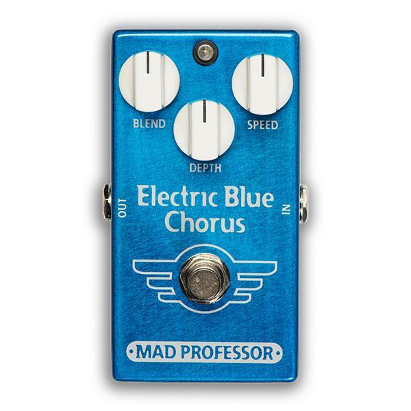 【お取り寄せ】MAD PROFESSOR FAC ELECTRIC CHORUS BLUE CHORUS PROFESSOR FAC, 癒し工房:0fabd209 --- marellicostruzioni.it