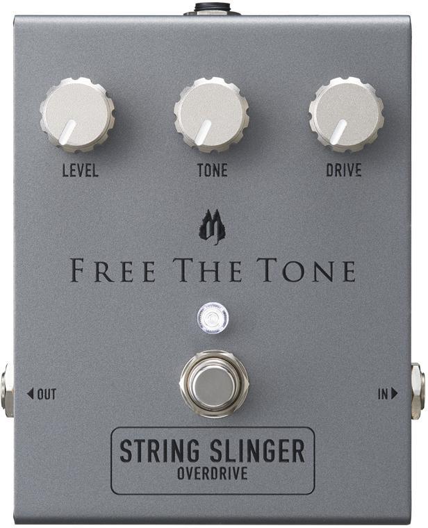 【即納可能】FREE THE TONE STRING SLINGER [SS-1V]