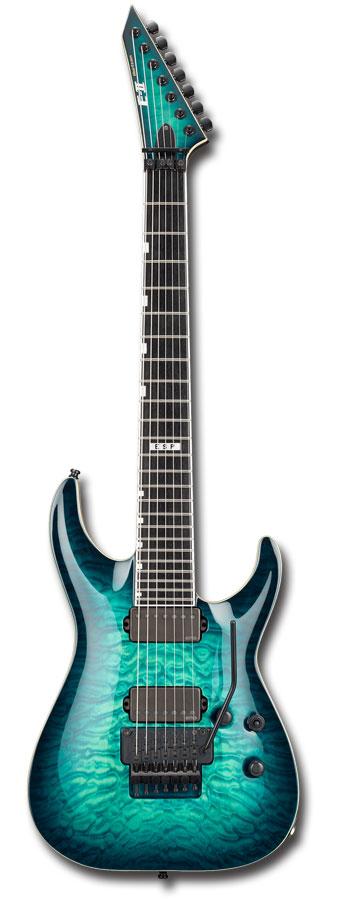 【ご予約受付中】E-II HORIZON FR-7 QM Black Turquoise Burst