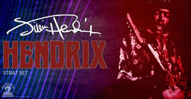 【即納可能】Seymour DuncanJimi Hendrix™ Signature Strat set