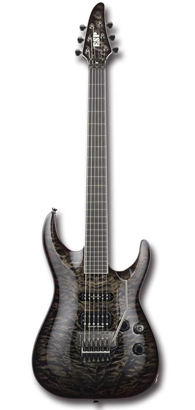 【受注生産】[X JAPAN SUGIZOモデル]ESP HORIZON SGZ Custom QUILT
