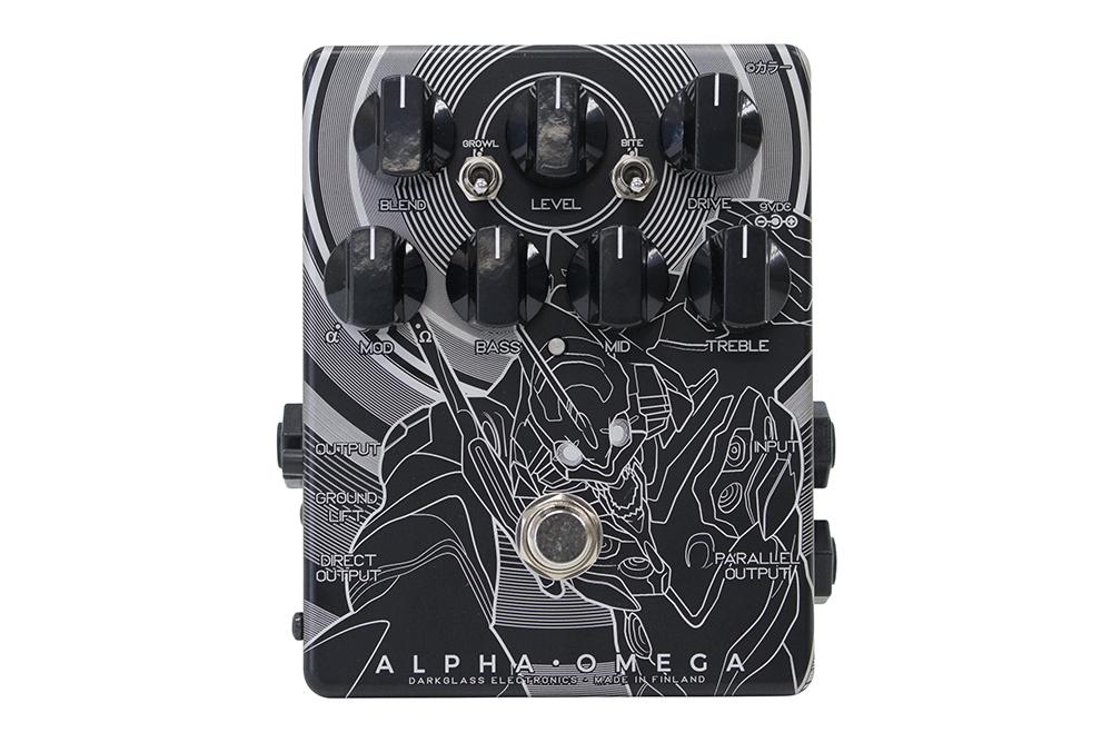 【即納可能】Darkglass Electronics / Alpha Omega Japan Limited(EVA 初号機 ver.)【エヴァンゲリオン コラボレーション】