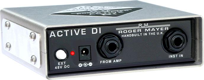 【即納可能】Roger Mayer D1 Active DI[アクティブD1ボックス]
