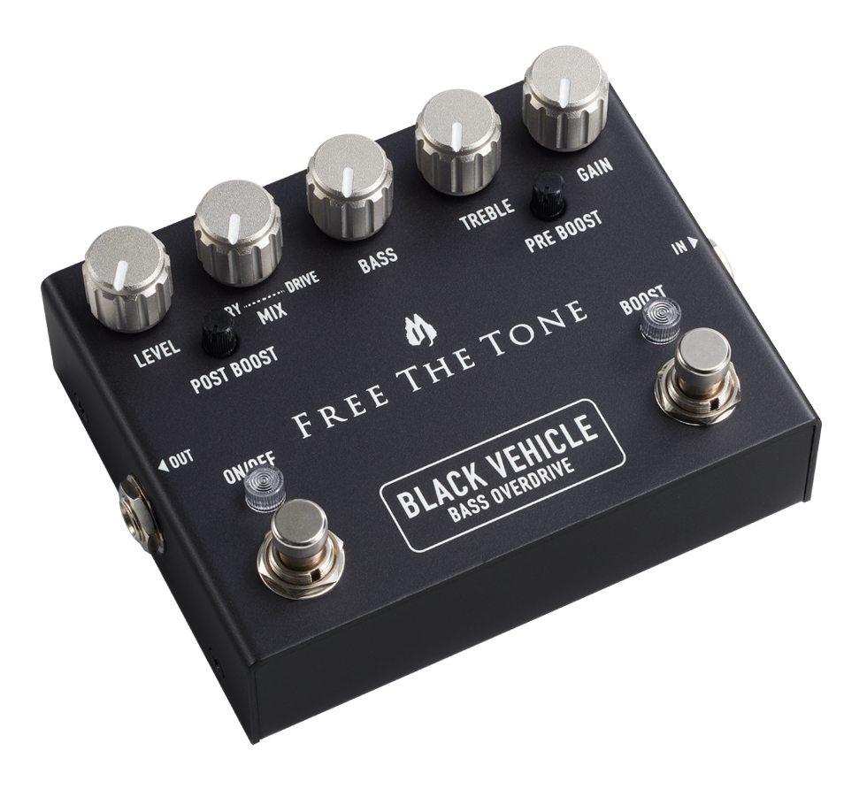 【即納可能】FREE THE TONE BLACK VEHICLE/ TONE/ BV-1V(BASS BLACK OVERDRIVE), 金成町:64992513 --- holidayfiesta.net