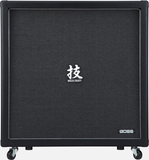 【お取り寄せ】BOSS WAZA Amp Cabinet412