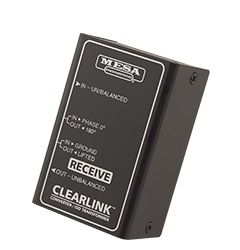 Mesa/Boogie Clearlink™ Receive ISO/COVERTER