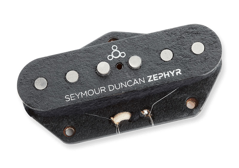 【正規輸入品】【受注生産:納期4ヶ月】Seymour Duncan Zephyr Tele ZTL-1