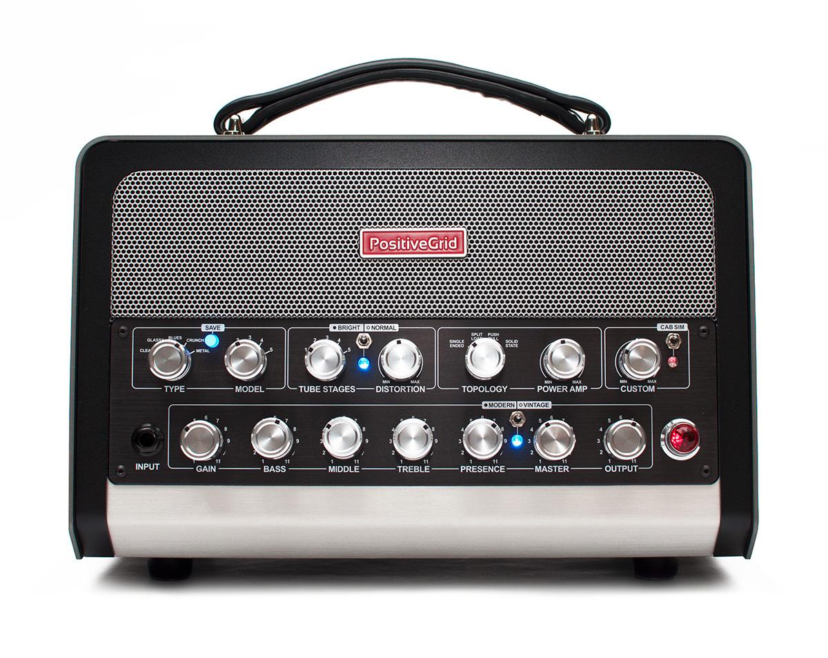 【即納可能】Positive Grid / BIAS Head 600W AMP MATCH AMPLIFIER