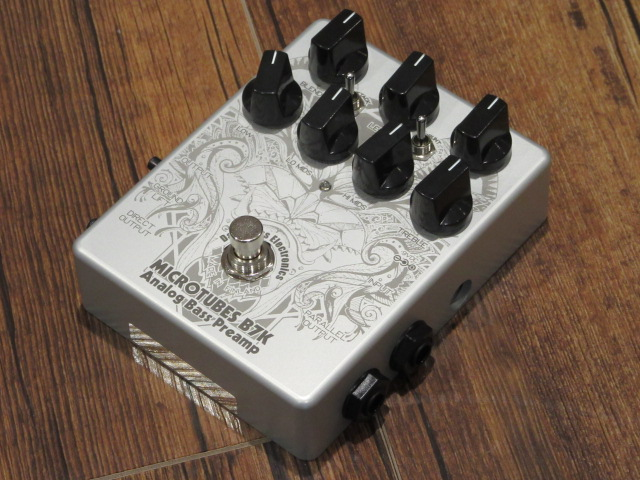 Darkglass Electronics / Microtubes B7K Limited Edition (Acid Toad)