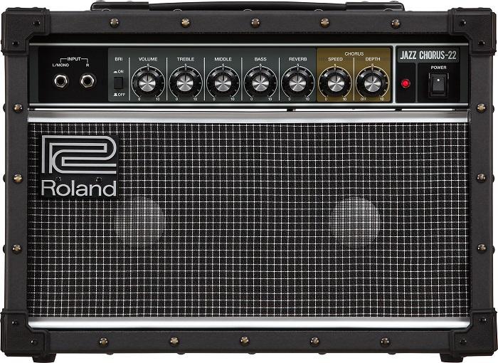 【お取寄せ商品】Roland JC-22 Jazz Chorus Guitar Amplifier