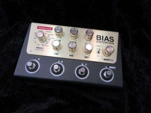 【即納可能】Positive Grid / BIAS Distortion