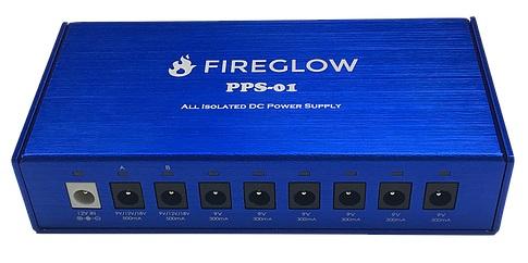 【即納可能】FIREGLOW PPS-01[All Isolated Pedal Power Supply]