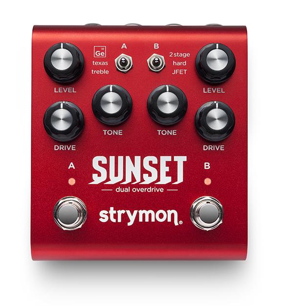 【新製品】Strymon / SUNSET