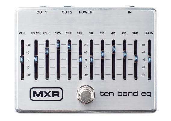 MXR / M108S 10 Band Graphic EQ