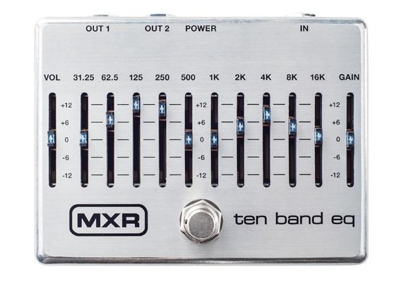 MXR / M108S 10 Band Graphic EQ