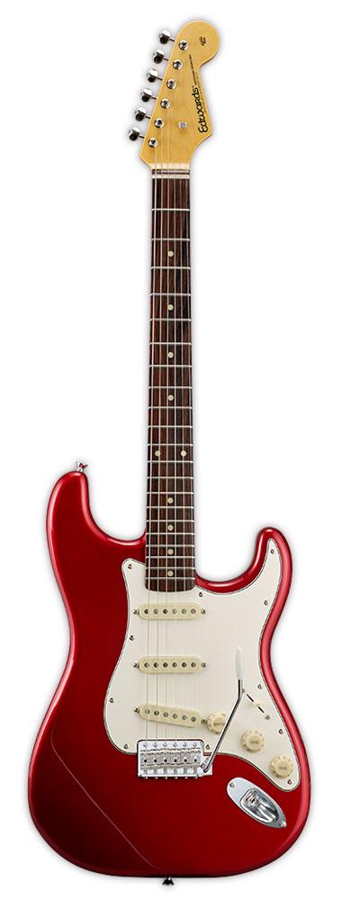 【即納可能】EDWARDS E-ST-90ALR / Candy Apple Red