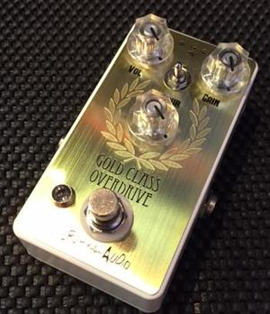 Anarchy Audio Gold Class (Overdrive/Booster)