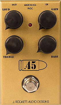 J.Rockett Audio Designs JRAD / .45 Caliver