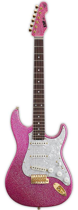 【ご予約受付中】大村孝佳モデルESP SNAPPER Ohmura Custom /R Twinkle Pink