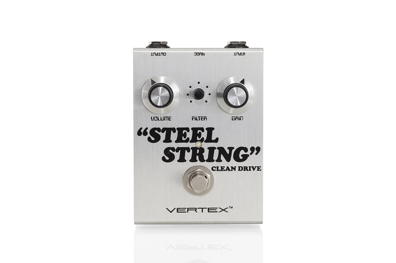 VERTEX EFFECTS / STEEL STRING CLEAN DRIVE
