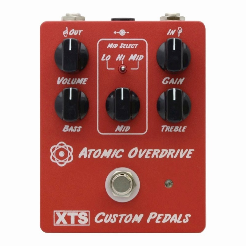 XAct Tone Solutions / Atomic Overdrive