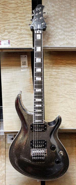 【受注生産】ESP AMOROUS FR / Titan Metal