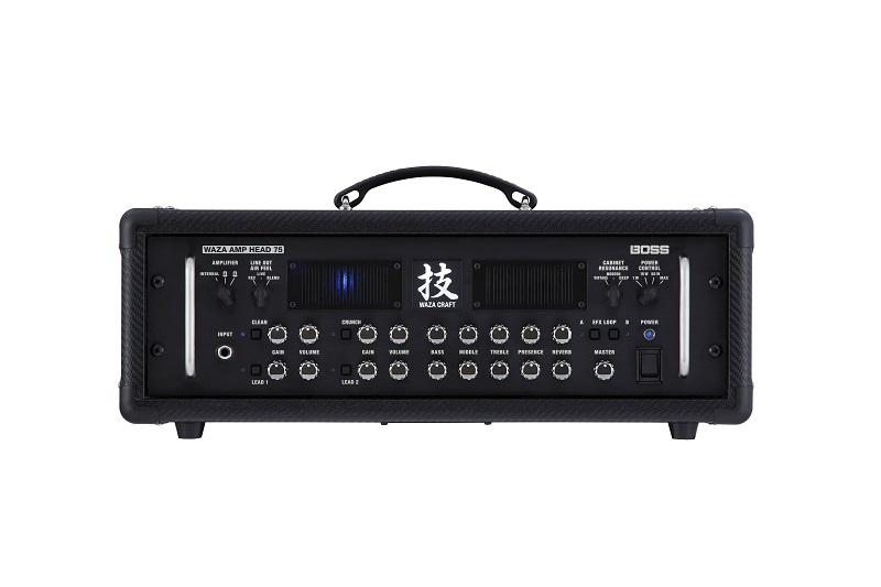 【新製品】【お取寄せ商品】BOSS WAZA Amp Head 75