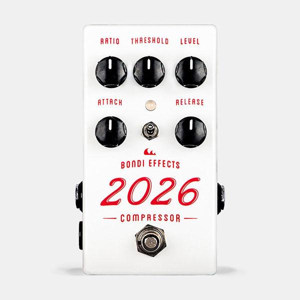 Bondi Effects / 2026 Compressor