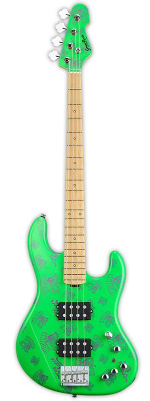 【ご予約商品】WANIMA KENTA MODEL GrassRoots G-助平 Green/Pink