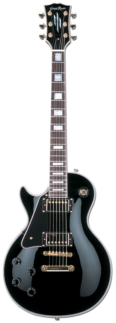 Grass Roots G-LP-60CLH/BK