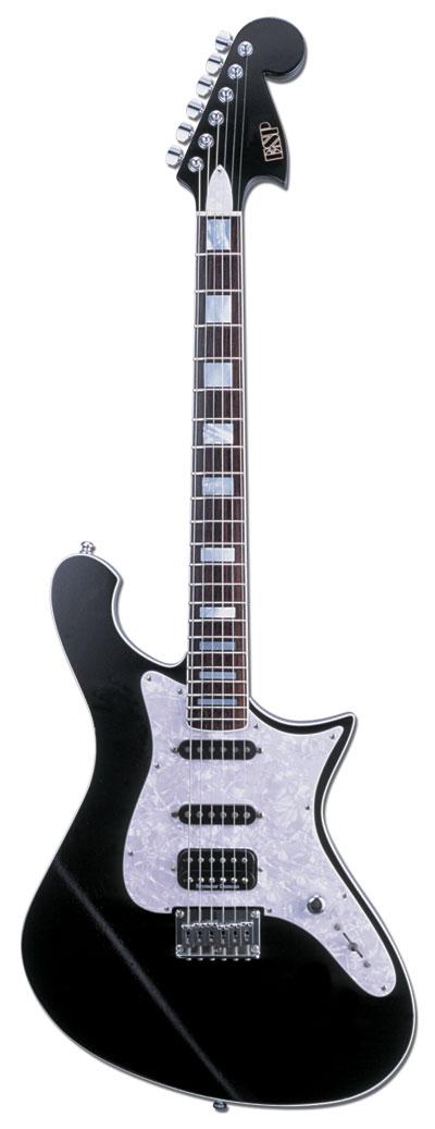 【受注生産品】[ALvino 潤モデル] ESP RJ-II<BLACK>