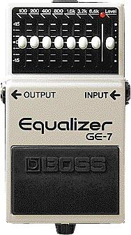 BOSS Equarizer GE-7