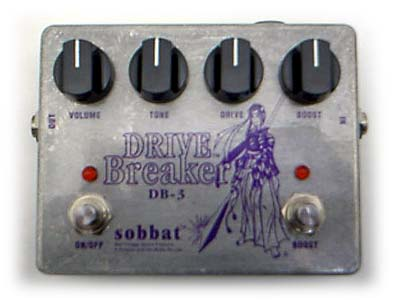 sobbat Drive Breaker DB-3