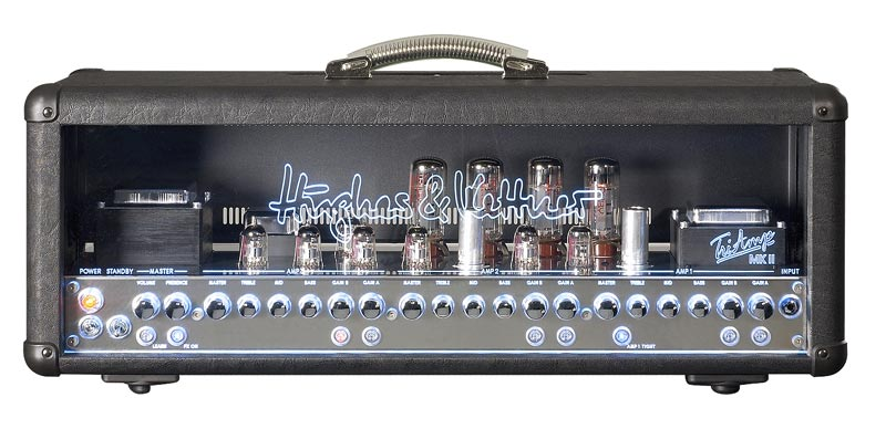 Hughes&Kettner TRIAMP MKII MIDI