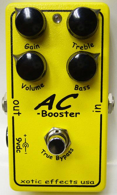 【即納可能】XOTIC AC-Booster【年末年始スペシャルSALE】