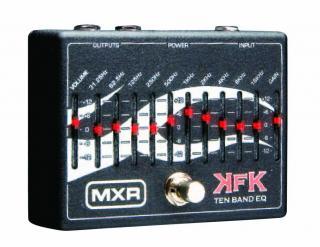 【即納可能】MXR KFK-1 TEN BAND EQUALIZER【特別セール価格!!】