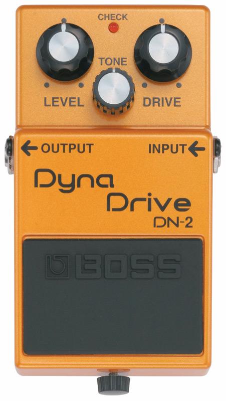 BOSS Dyna Drive DN-2 【エフェクター】