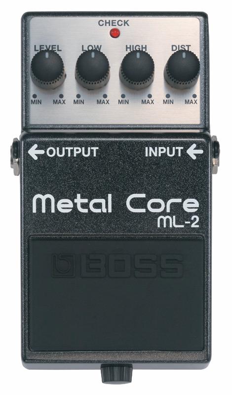 BOSS Metal Core ML-2 【エフェクター】