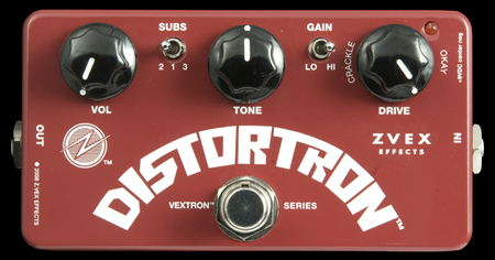【在庫処分】 DistorTRON Z.VEXZ.VEX DistorTRON, ギフトと雑貨のお店 デコプリティ:4cb7e11d --- totem-info.com