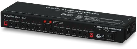 【お取寄せ対応】MXR MC-403 CAE POWER SYSTEM