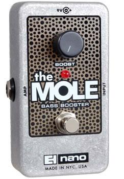 electro-harmonix The MOLE ベースブースター