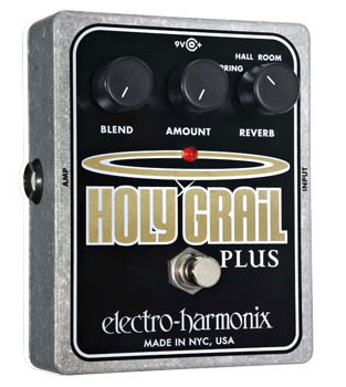 electro-harmonix Holy Grail Plus Variable Reverb