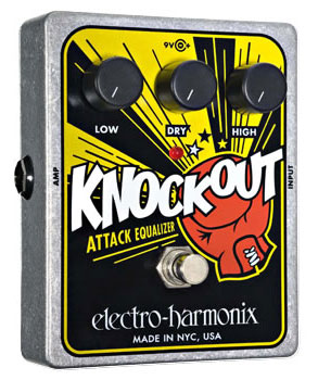 electro-harmonix Knockout Attack Equalizer Reissue