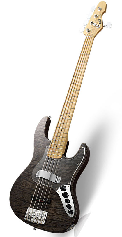 ESP AMAZE-SL5-CTM/M See Thru Black